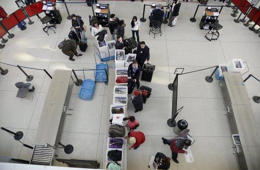 Zwei Terminals am JFK-Flughafen geräumt