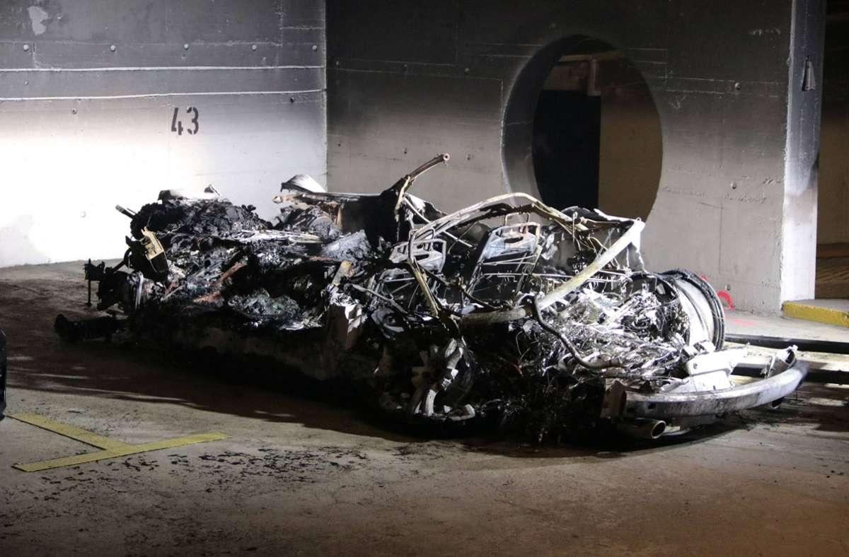 Bei dem Brand entstand ein Schaden von rund 300.000 Euro. Foto: 7aktuell.de/ Müller