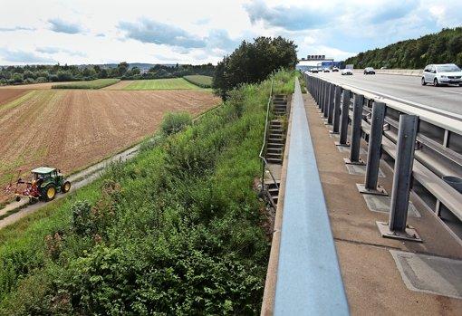 Entwässerung der Autobahn gefordert