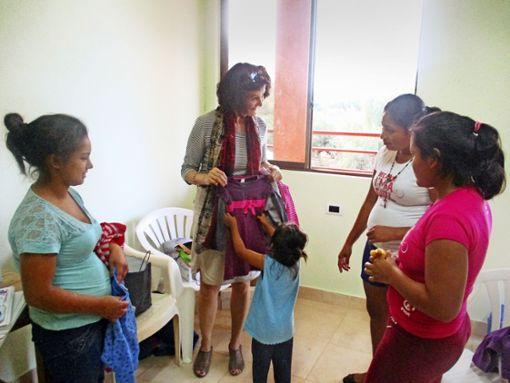 Esslinger Ärztin hilft jungen Frauen  in Bolivien