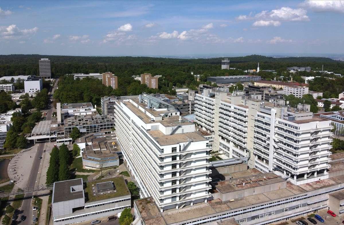 Keine Autos, dafür aber Räder, E-Scooter und Shuttlebusse sollen auf dem Vaihinger Campus in Zukunft fahren. Foto: Wilhelm Mierendorf