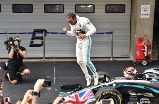 Lewis Hamilton gewinnt und übernimmt WM-Führung