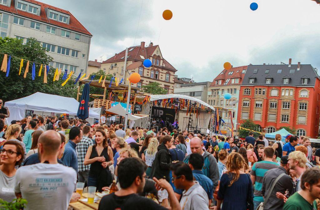 Das Marienplatzfest wird gefördert – dabei fließt kein Geld an die Veranstalter. Foto: 7aktuell.de/Friedrichs