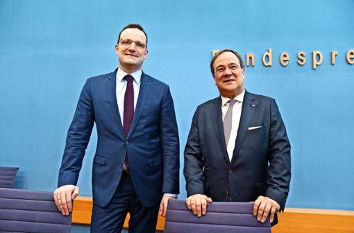 Vorstoß für  Spahn als künftigen CDU-Chef