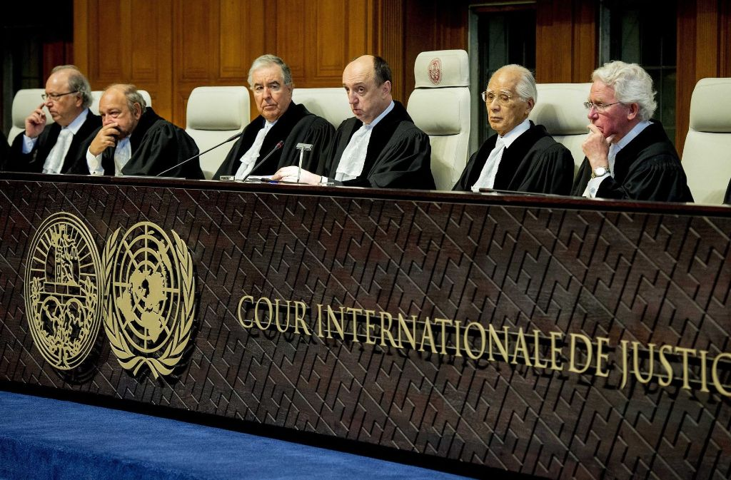 Das UN-Gericht in Den Haag hat von der Türkei die Freilassung des Richters Aydin Sefa Akay gefordert. Der türkische Richter ist für das UN-Tribunal tätig. Foto: ANP