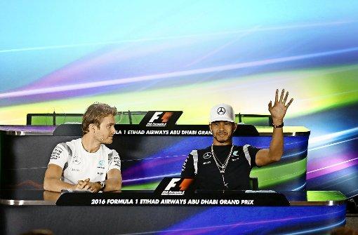 Hamilton stichelt – doch Rosberg bleibt locker
