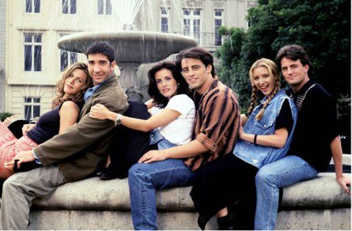 So sehen Jennifer Aniston, David Schwimmer und Co. heute aus