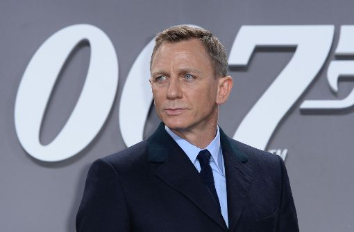Daniel Craig wird wieder James Bond