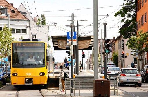 Bahn ist bald  schneller in der Innenstadt