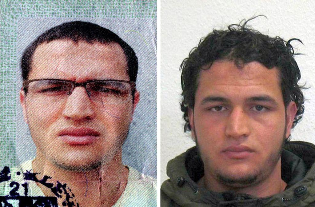 """""""Dauerkunde"""" auch bei der Südwest-Justiz: der Tunesier  Anis Amri Foto: Bundeskriminalamt"""