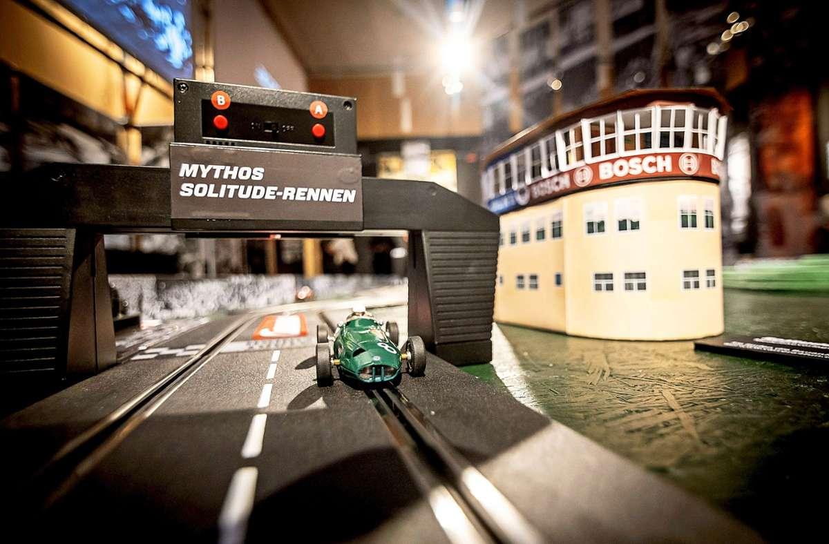 Im Museum in Stuttgart geht's rund. Foto: Lichtgut/Rettig