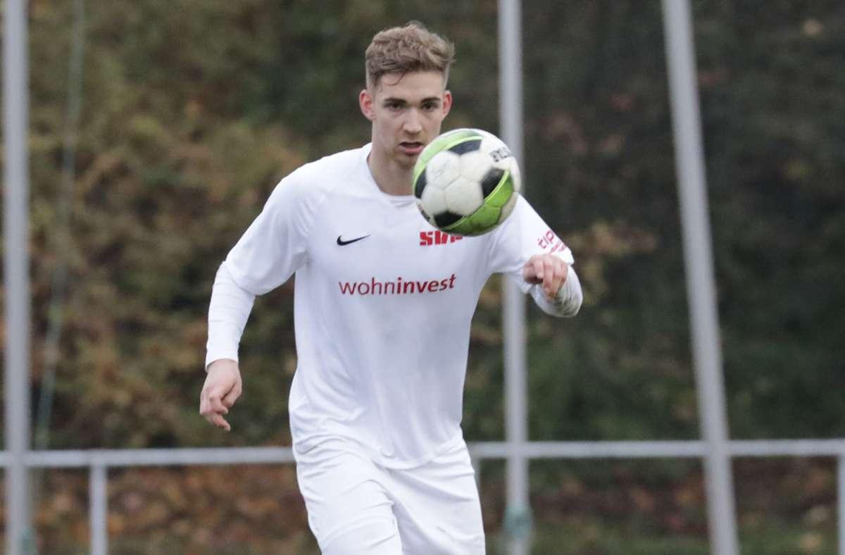Niklas Weiß wird voraussichtlich erst im Frühjahr 2021 wieder spielen können. Foto: Patricia Sigerist