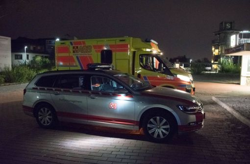 Tödlicher Unfall am Bahnhof in Ditzingen