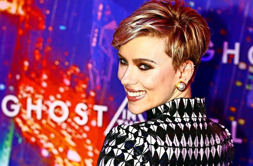 Im Internet kursieren Videos, in die das Gesicht von Scarlett Johansson nachträglich montiert worden ist – per Software. Foto: AP