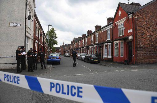 Polizei nimmt drei weitere Männer fest