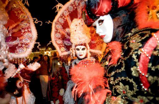 Carl Eugen,  seine Masken und Kostüme
