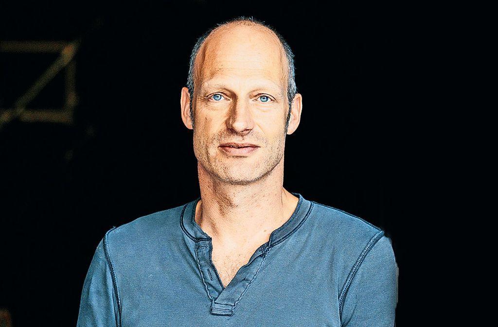 Joachim Meyerhoff  ist der Großmeister eskalierender Anekdotik. Foto: Ingo Petramer