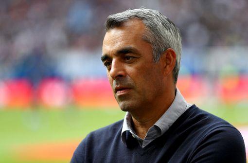 Fußball-Zweitligist trennt sich von Trainer Robin Dutt