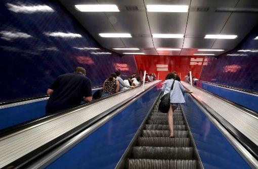 Die zehn abgefahrensten Fakten über die Rolltreppe