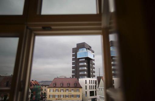Kein Wolkenkratzerle am Kronenplatz