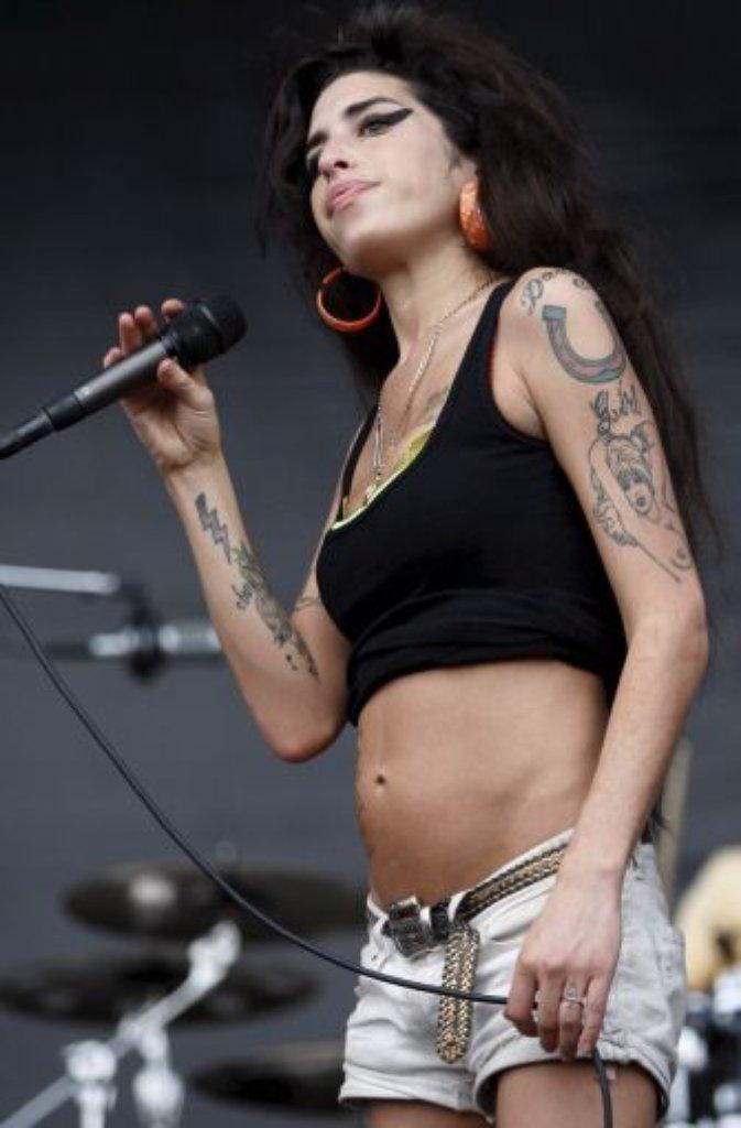 Amy Winehouse Früher