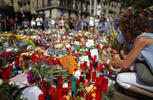 Vor Terroranschlag waren sie zwei Tage in Paris