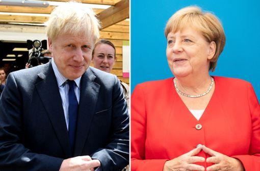 Der Premier mit schwäbischen Wurzeln kommt nach Deutschland