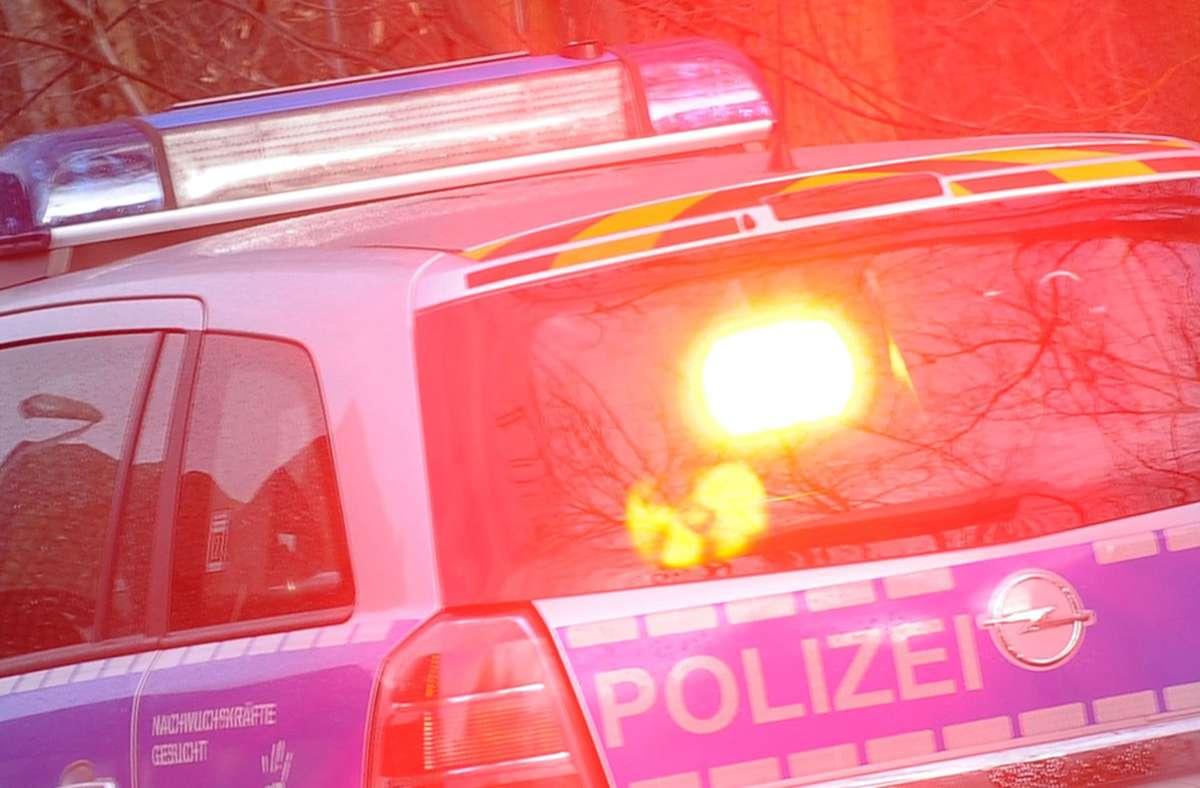 Die Polizei erwischte einige Fahrer,  die zu schnell unterwegs waren. (Symbolbild) Foto: dpa/Ronald Wittek