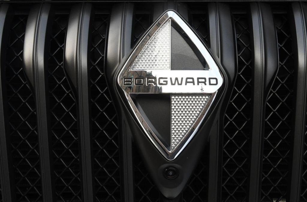 Die deutsche Automarke Borgward meldet sich nach fast 60 Jahren in Deutschland zurück Foto: dpa