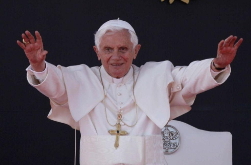 Der Papst warf den Priestern Egoismus und Ungehorsam vor Foto: dpa