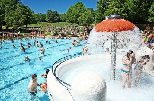 Gibt es noch Hoffnung auf eine Freibadsaison?