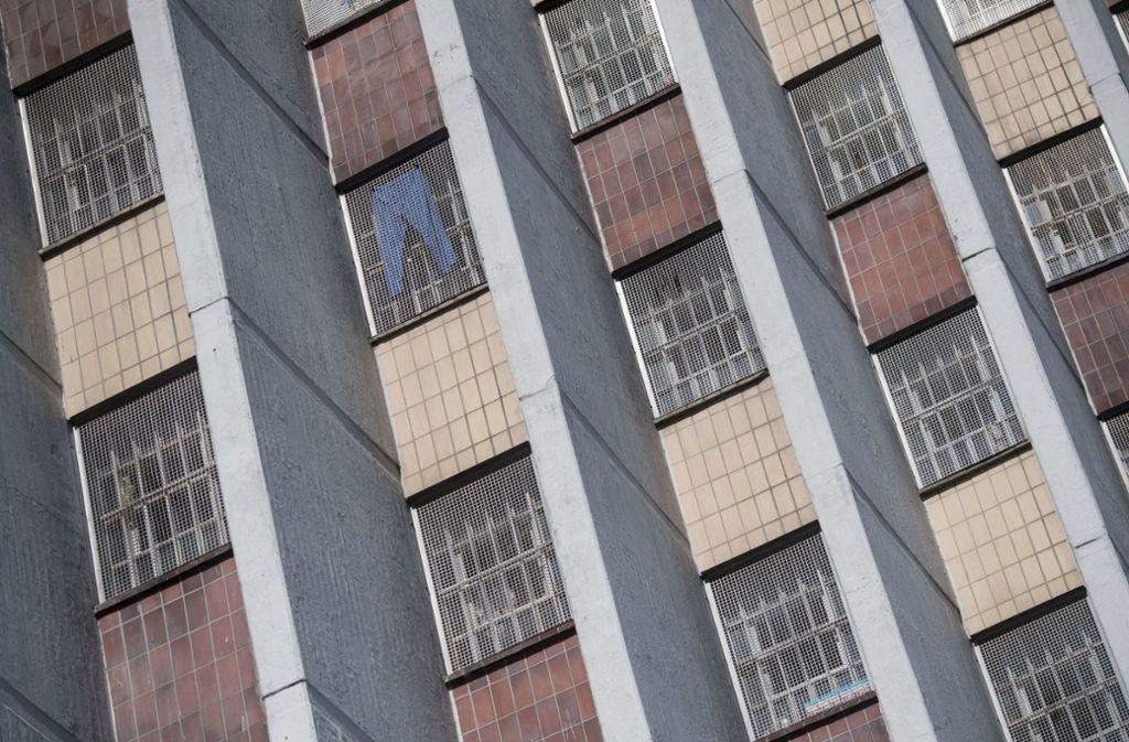 Einige Insassen der JVA Stuttgart-Stammheim sind mit den Haftbedingungen unzufrieden. Foto: dpa