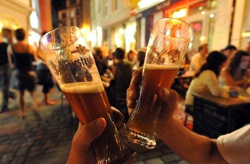 In der Frage des Alkoholverbots steht Ministerpräsident Kretschmann in der Kritik. Foto: dpa
