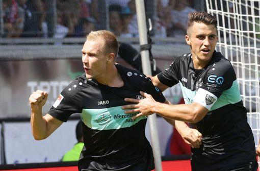 Holger Badstuber verdrängt Marc Oliver Kempf auf die Bank