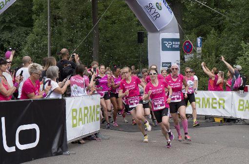 Lauf-Event ohne Leistungsdruck
