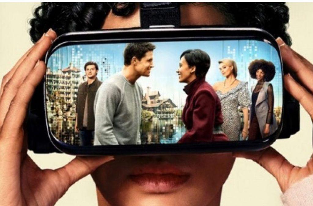 """Grüße aus dem digitalen Jenseits: die wunderbare Science-Fiction-Satire """"Upload"""", die bei Amazon Prime zu sehen ist. Foto: Amazon Studios"""