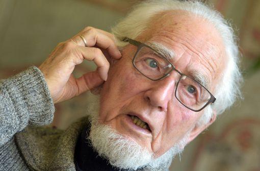 SPD-Politiker Erhard Eppler wird 90