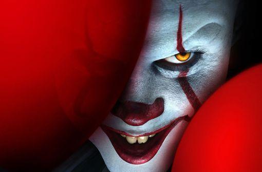 Das Böse mit dem Clownsgesicht