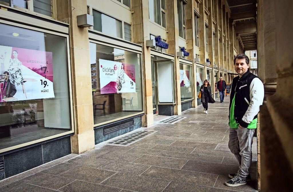 Poprockygründer Brunner hat bereits Erfahrung mit Pop-Up-Stores Foto: Lichtgut/Max Kovalenko