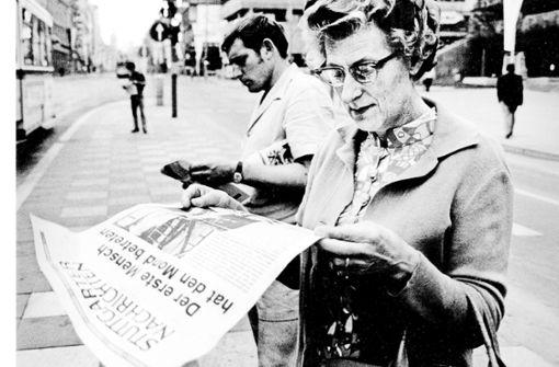 """Die Nacht   vor 50 Jahren  war """"spannend wie ein Krimi"""""""