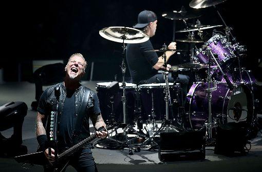 Metallica begeisteren Fans in Köln
