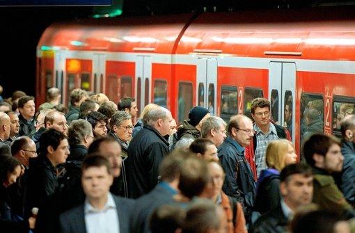 Ungefähr 330.000 Fahrgäste Foto: dpa