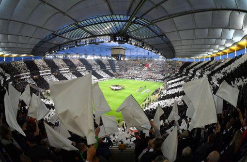 Eintracht Frankfurt freut sich auf volles Stadion