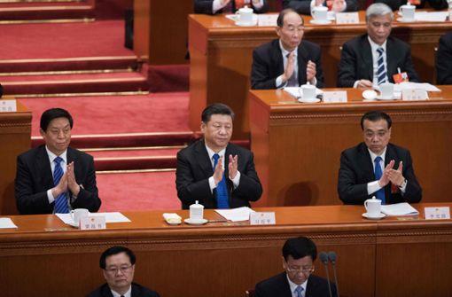 Xi Jinping plant Umbau von Ministerien und Behörden