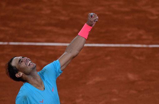 Mit seinem 100. Sieg – Rafael Nadal gewinnt gegen Novak Djokovic