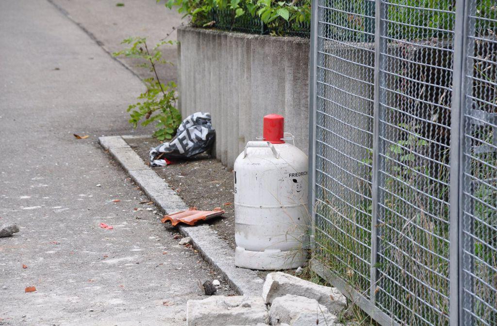 Gasflaschen wie diese haben in Köln für ein Unglück gesorgt (Symbolbild). Foto: dpa