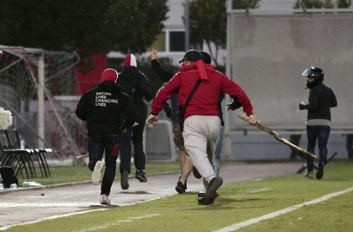 Drei Bayern-Fans durch Hooligans in Piräus verletzt