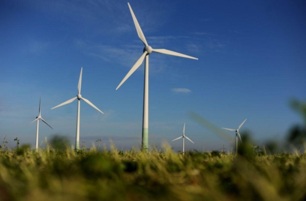 Beim Thema Windkraft gibt es unterschiedliche Argumente. Foto: dpa