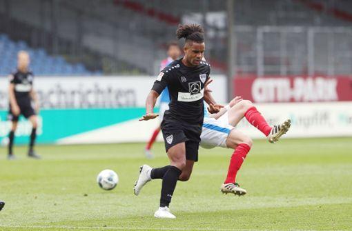 Daniel Didavi wohl gegen  Osnabrück wieder dabei