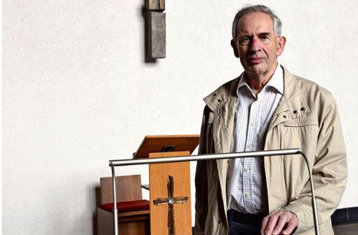 Pfarrer Doetsch kennt keinen Ruhestand
